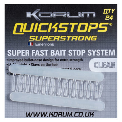 Korum Quickstops