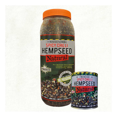 Dynamite Frenzied Hempseed Chilli