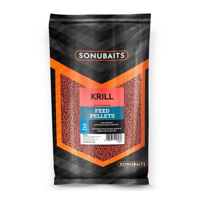 Sonubaits Krill Voer Pellets 2mm