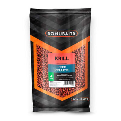 Sonubaits Krill Voer Pellets 4mm
