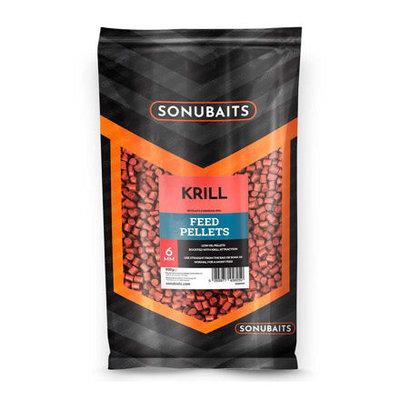 Sonubaits Krill Voer Pellets 6mm