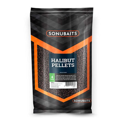Sonubaits Halibut Pellets 4mm