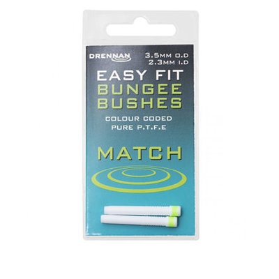 Drennan Easy Fit Bungee Bushes Match 2.3mm