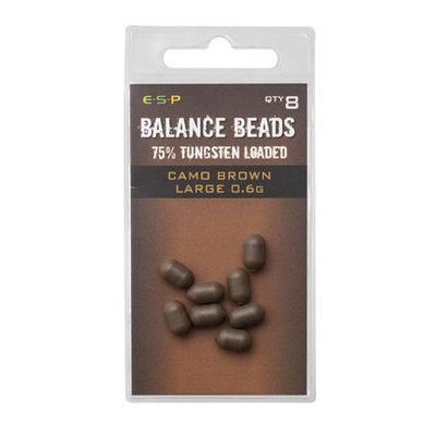 ESP Balance Beads Large Brown