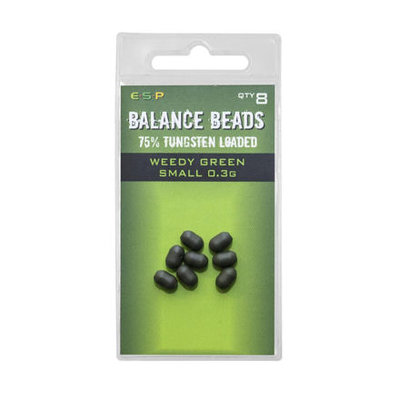 ESP Balance Beads Small Weedy Green