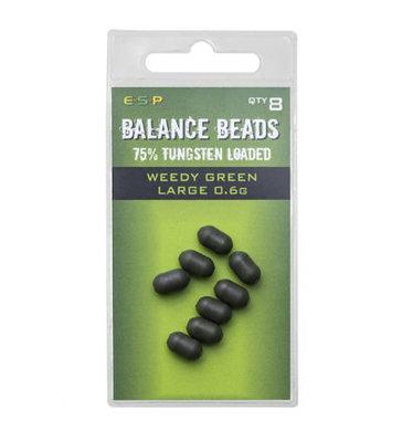 ESP Balance Beads Large Weedy Green