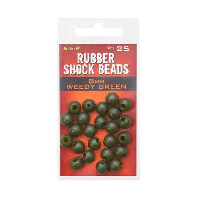 ESP Rubber Shock Beads 8mm