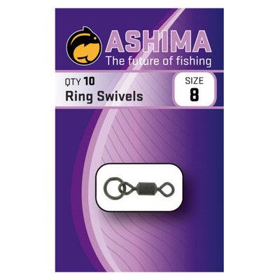 Ashima Ring Swivels Size 8