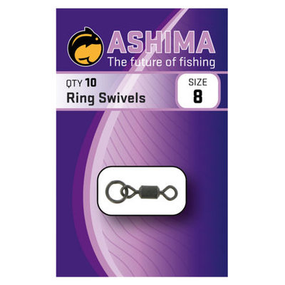 Ashima Ring Swivels Size 10