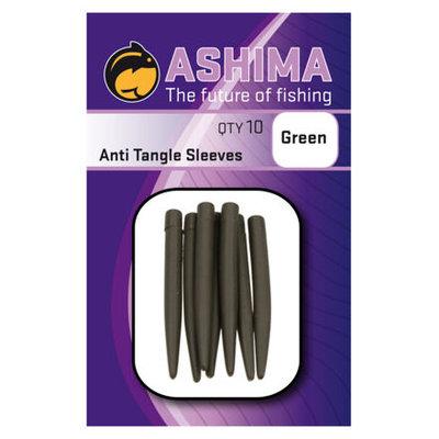 Ashima Anti Tangle Sleeves Green
