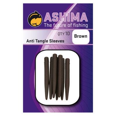 Ashima Anti Tangle Sleeves Brown