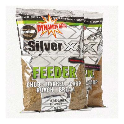 Dynamite Silver X Feeder Explosive