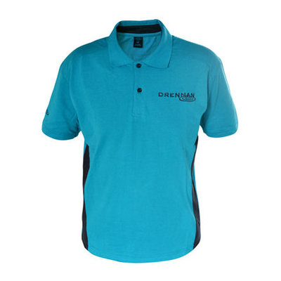 Drennan Aqua Polo Shirt