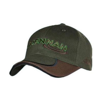 Drennan Caps Olive/Brown