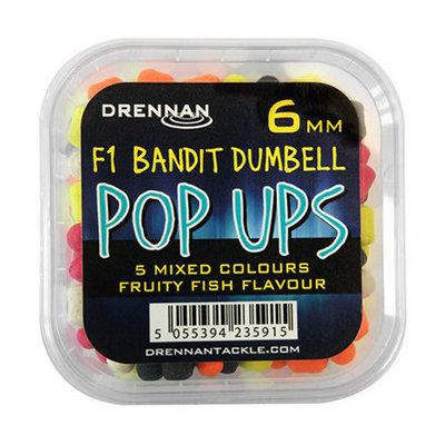 Drennan Bandit F1 Pop Ups Dumbell