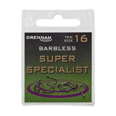 Drennan Super Specialist Barbless