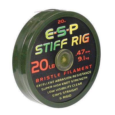 ESP Stiff Rig Bristle Filament