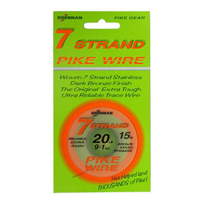E-Sox 7 Strand Pike Wire