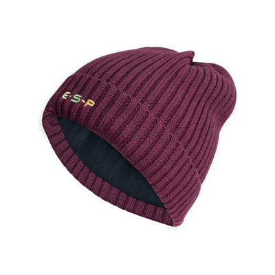 Esp Head Case Wooly Hat Maroon