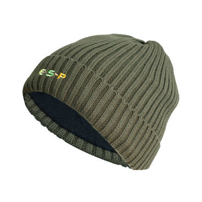 Esp Head Case Wooly Hat Olive Green