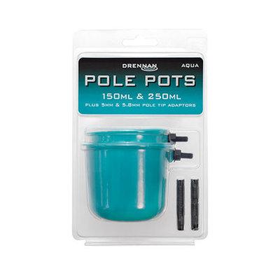 Drennan Pole Pots Aqua