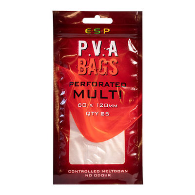 ESP PVA Bags Multi Perforated