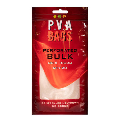ESP PVA Bags Bulk Perforated