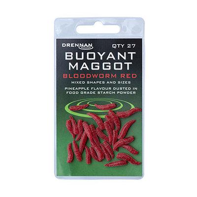 Drennan Buoyant Bloodworm Red