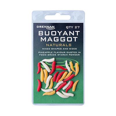 Drennan Buoyant Maggot Natural