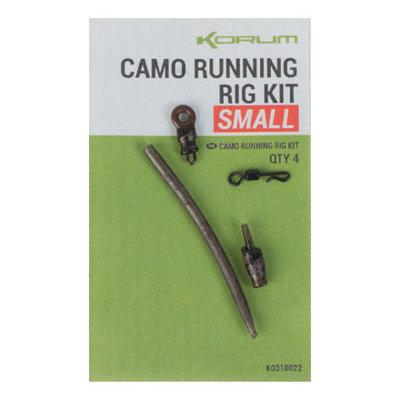 Korum Camo Running Rig Kits