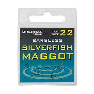 Drennan Silverfish Maggot Barbless
