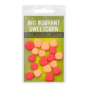 Esp Big Buoyant Sweetcorn Red Orange