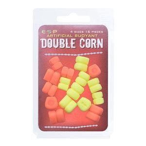 Esp Buoyant Double Corn Fluoro Yellow & Orange