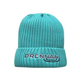 Drennan Beanie Hat Aqua