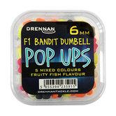Drennan Pop Ups F1 Bandit Dumbell