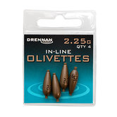 Drennan Mid Size In-Line Olivettes